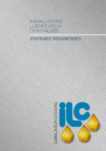 catalogue dédié aux systèmes de lubrification progressive