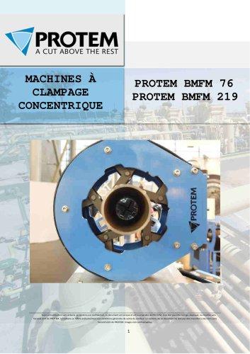 Protem BMFM Clampage Concentrique