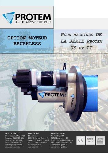 Protem - Brushless Moteur