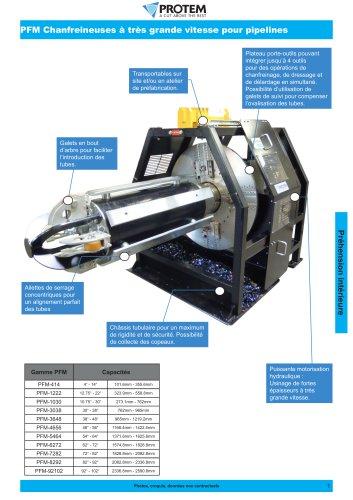 Protem PFM-HSB Series