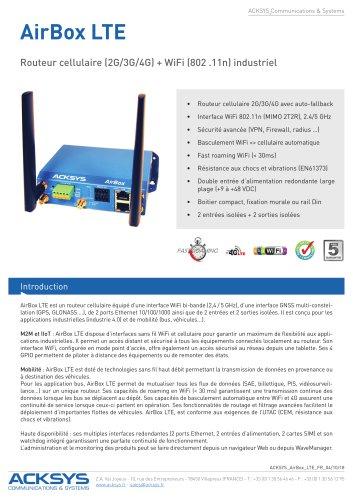 AirBox LTE