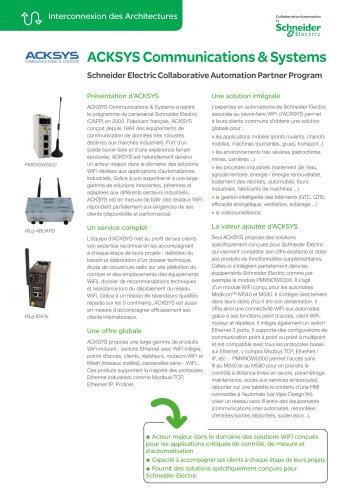 CAPP Schneider Electric