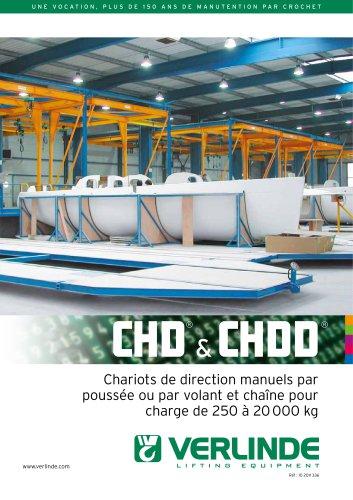 CHD-CHDD CHARIOT MANUEL