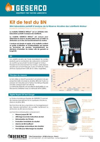 BN Test