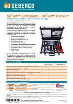 Mallettes MFTest Professional & MFTest Premium