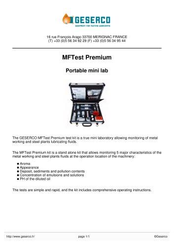 MFTest Premium