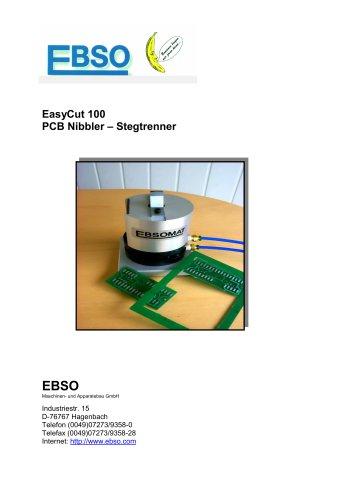 Easycut 100 PCB N 100 Nibbler ? Stegtrenner