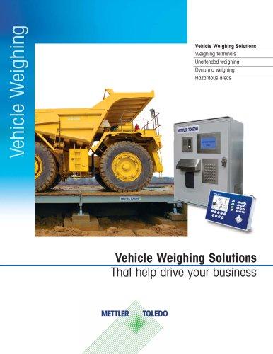 Vehicle Weighing Brochur