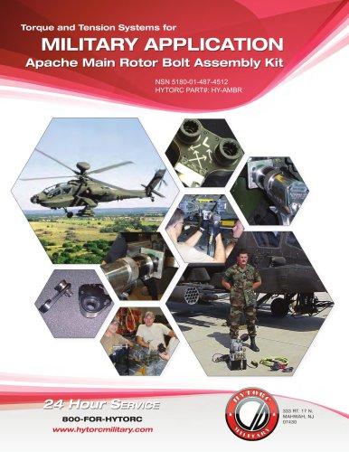 Apache Main Rotor Blade