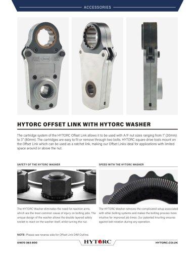 Hytorc Offset Link