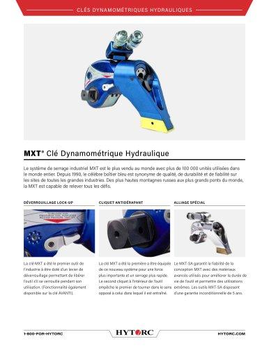 MXT® Clé Dynamométrique Hydraulique