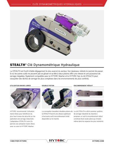 STEALTH® Clé Dynamométrique Hydraulique