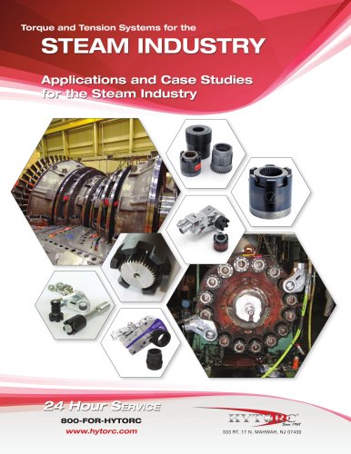Steam Industry Torque and Tension Systems