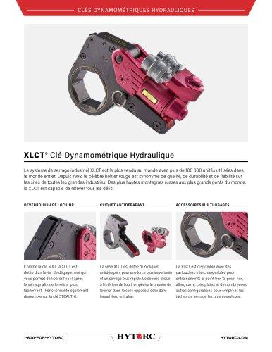 XLCT® Clé Dynamométrique Hydraulique