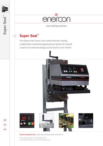 Super Seal Induction Cap Sealing Machine