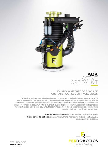 AOK - Active Orbital Kit