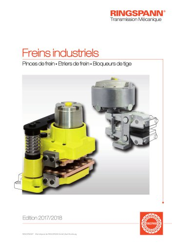 Freins industriels SIAM RINGSPANN