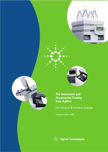 Agilent Technologies - Catalog