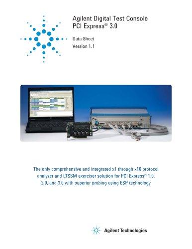 U4301A PCIe Analyzer