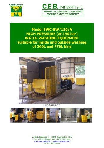 Model EWC-BW/150/A