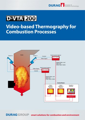 DURAG process & systems techology D-VTA 200