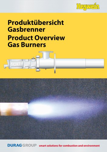HEGWEIN Gas Burners