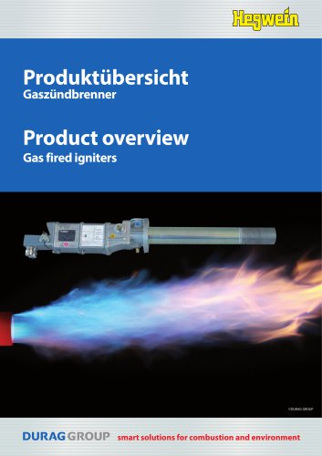 HEGWEIN Gas Fired Igniters