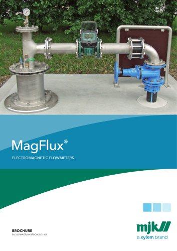 MAGFLUX FLOW METERS