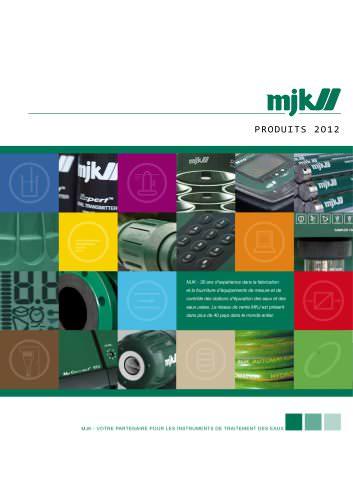 Produkt brochure
