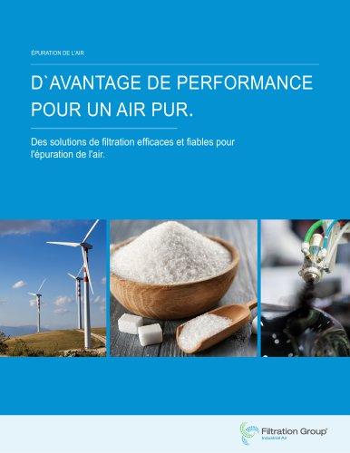 Filtration Group Épuration de l'air