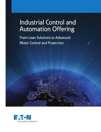 Industrial Control and Automation Offering