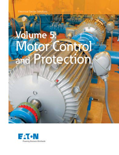 Volume 05 - Motor Control and Protection