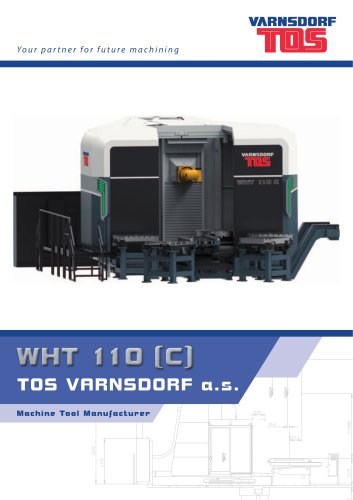 Catalog WHT 110 C