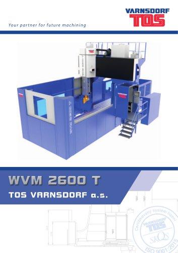 WVM 2600 T
