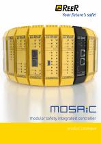 MOSAIC - Modular Safety Intergated Controller