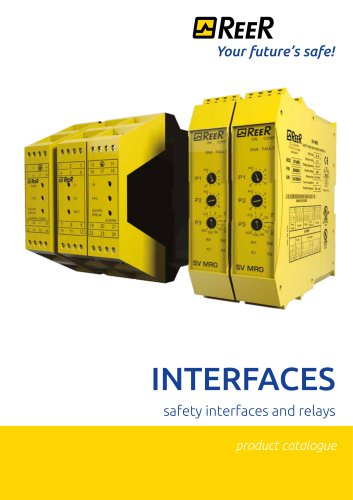 Safety interfaces