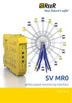 SV MR0 - Brochure