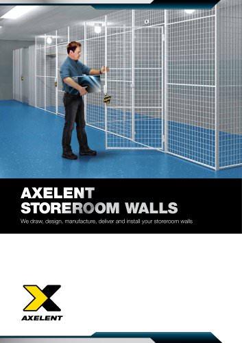 AXELENT STOREROOM WALLS