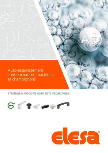 Auto-assainissement contre microbes, bactéries et champignons
