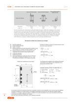 CFSW.  - CFMW. - Charnière avec interrupteur multiple de sécurité intégré - 6
