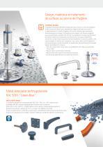 Composants pour équipements hôteliers et machines des secteurs alimentaires - 3