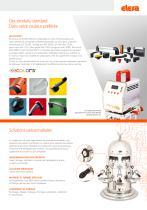 Composants pour équipements hôteliers et machines des secteurs alimentaires - 5