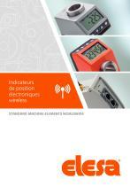Indicateurs de position électroniques wireless - 1