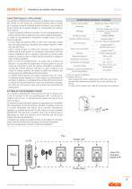 Indicateurs de position électroniques wireless - 5