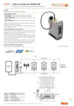 Indicateurs de position électroniques wireless - 7