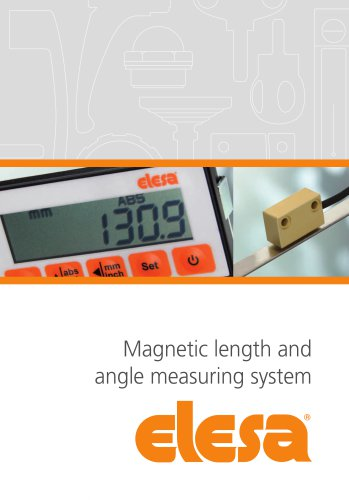 MPI-15 - Magnetic length and angle measuring system