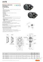 Paliers d'alignement automatique - 5