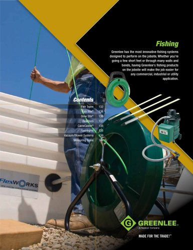 Fishing: pages 131 to 144