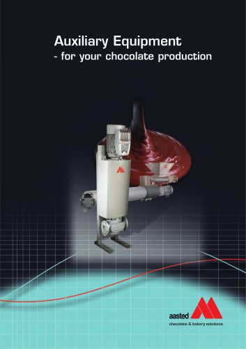 Auxiliary Equipment - for your chocolate production