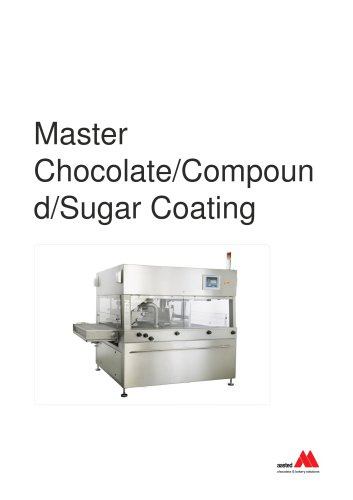 Master Chocolate/Compound/Sugar Coating